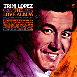 Cover image of The Love Album