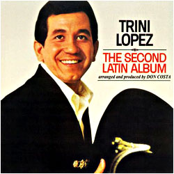 Cover image of The Second Latin Album