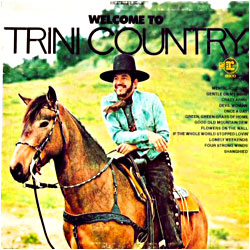 Cover image of Welcome To Trini Country