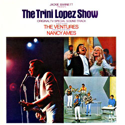Cover image of The Trini Lopez Show