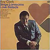 Cover image of Sings Lonesome Love Ballads
