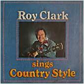Cover image of Sings Country Style