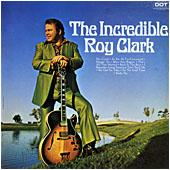 Cover image of The Incredible Roy Clark