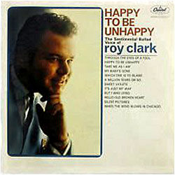 Cover image of Happy To Be Unhappy