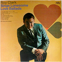 Cover image of Lonesome Love Ballads