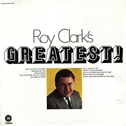 Cover image of Roy Clark's Greatest