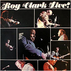 Cover image of Roy Clark Live