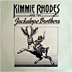 Cover image of Kimmie Rhodes And The Jackalope Brothers