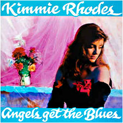 Cover image of Angels Get The Blues