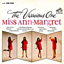 Cover image of The Vivacious One