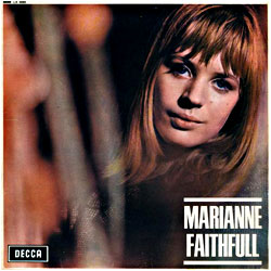 Cover image of Marianne Faithfull