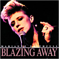 Cover image of Blazing Away