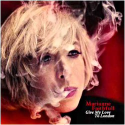 Cover image of Give My Love To London