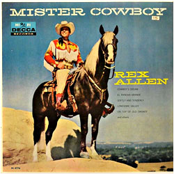 Cover image of Mister Cowboy