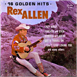 Cover image of 16 Golden Hits