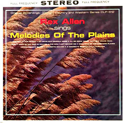 Cover image of Melodies Of The Plains