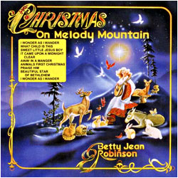 Cover image of Christmas On Melody Mountain