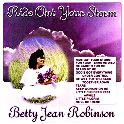 Cover image of Ride Out Your Storm