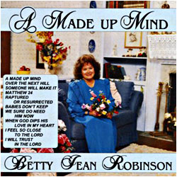 Cover image of A Made Up Mind