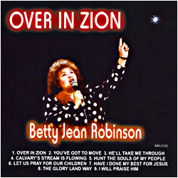 Cover image of Over In Zion