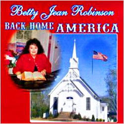 Cover image of Back Home America