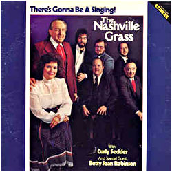 Cover image of There's Gonna Be A Singing