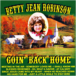 Cover image of Goin' Back Home