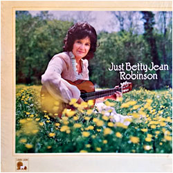 Cover image of Just Betty Jean Robinson