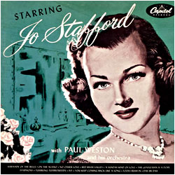 Cover image of Starring Jo Stafford