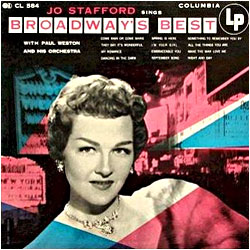 Image of random cover of Jo Stafford