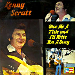 Image of random cover of Kenny Seratt
