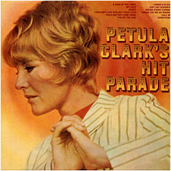 Cover image of Petula Clark's Hit Parade