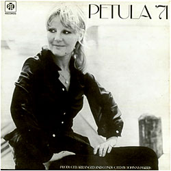 Cover image of Petula '71