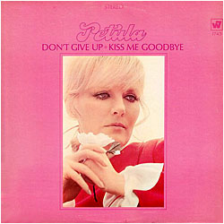 Cover image of Don't Give Up / Kiss Me Goodbye