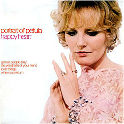 Cover image of Portrait Of Petula