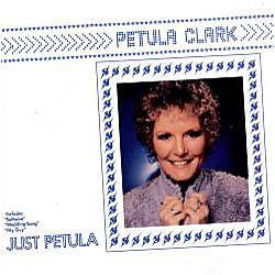 Cover image of Just Petula