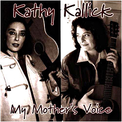 Cover image of My Mother's Voice
