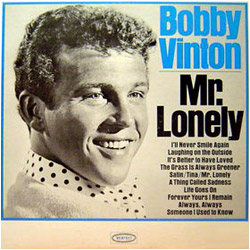 Cover image of Mr. Lonely