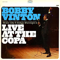 Cover image of Live At The Copa