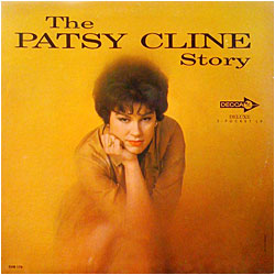 Cover image of The Patsy Cline Story