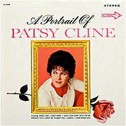 Cover image of A Portrait Of Patsy Cline