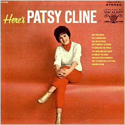 Cover image of Here's Patsy Cline