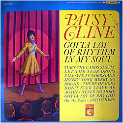 Cover image of Gotta Lot Of Rhythm In My Soul