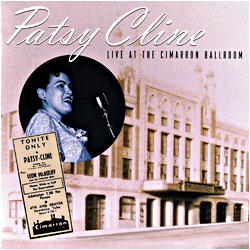 Cover image of Live At The Cimmarron Ballroom