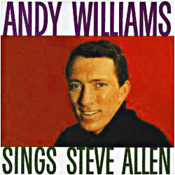 Cover image of Sings Steve Allen