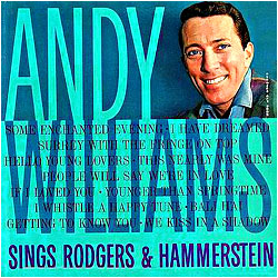 Cover image of Sings Rodgers And Hammerstein