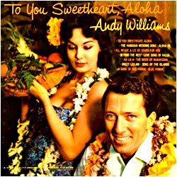 Cover image of To You Sweetheart Aloha