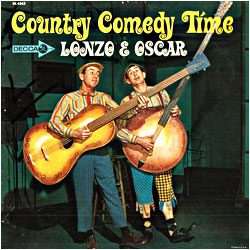Cover image of Country Comedy Time