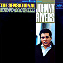 Cover image of The Sensational Johnny Rivers