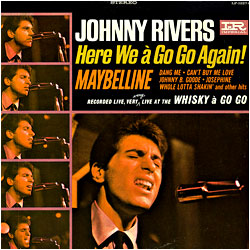Image of random cover of Johnny Rivers